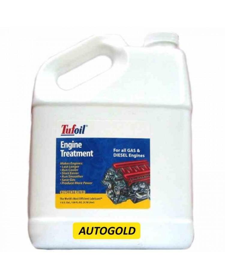 Tufoil additivo antiattrito al teflon molibdeno per motori