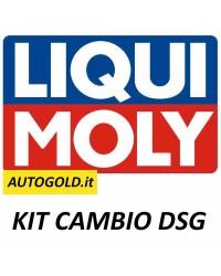 Kit Liqui Moly - CAMBIO DSG...