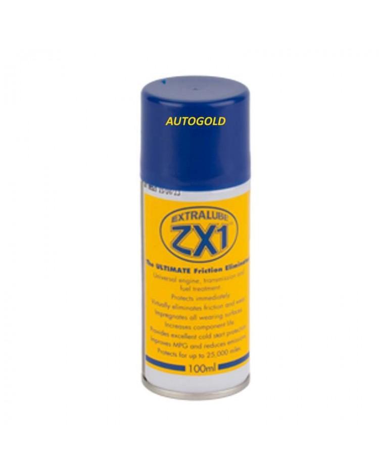 ZX1 aditivo 100ml antiattrito per olio motore trasmissione servosterzo