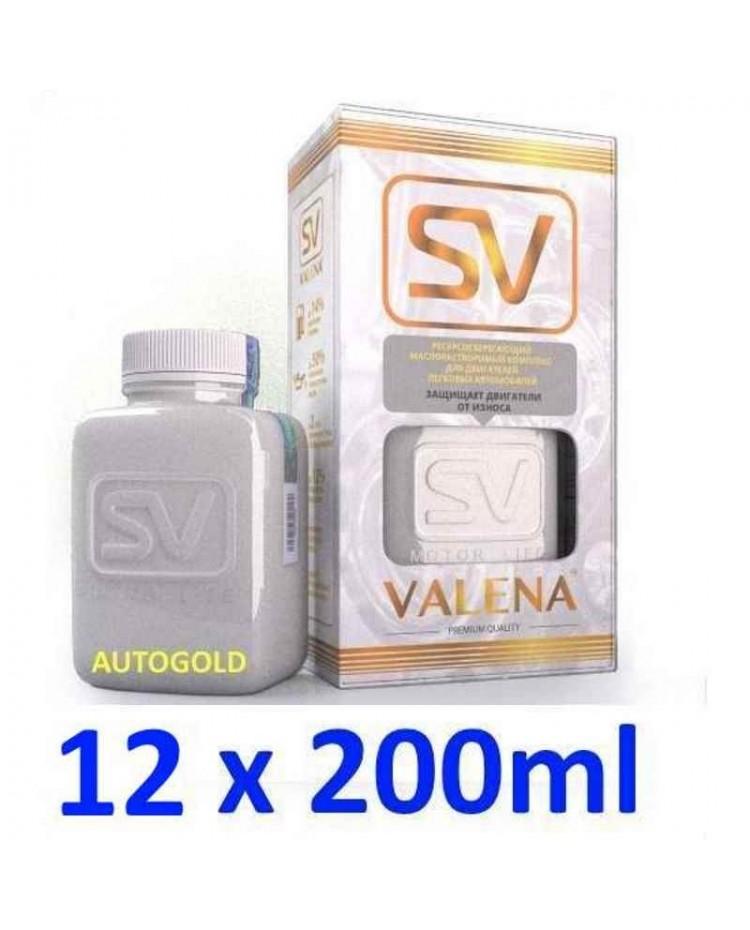 Valena Sv additivo antiattrito al rame per olio motore