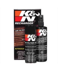 K&N kit pulizia + olio...
