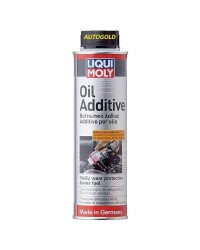 Liqui Moly Oil additive additivo antiattitro al molibdeno per olio motore