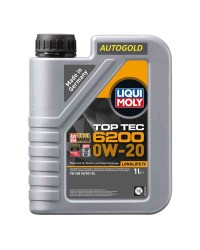 LIQUI MOLY 0W-20 Top Tec...