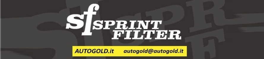 Filtri aria sportivi Sprint Filter in poliestere a secco