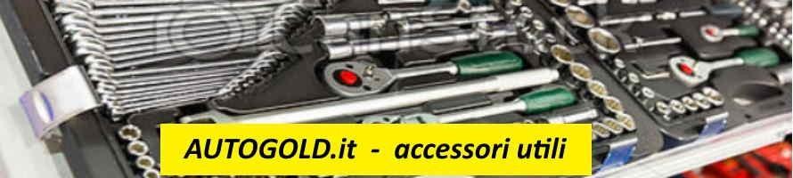 Accessori utili per la cura e manutenzione di auto e moto