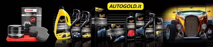 Prodotti chimici per il detailing e la cura dell'auto