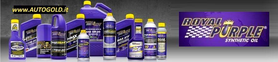 Royal Purple lubrificanti per motore e trasmissione